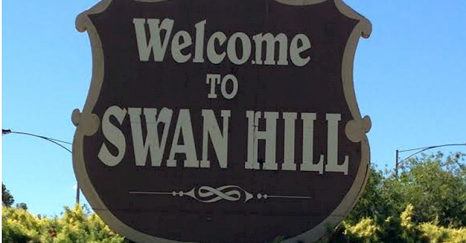 Swan Hill's coldest temp