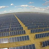 Solar farm green lit
