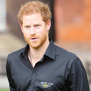 Prince Harry's Admission